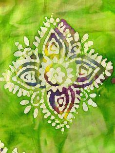 Zen elements  Summer Head Wraps-- Love this green