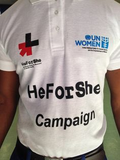The launching of the 'HeForShe' campaign in Nelspruit (South Africa) | Bhubesi