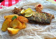 Ebben a melegben valahogy sokkal jobban kívánom a halat, mint a húst és mivel sikerült megint szuper friss pisztrángot beszerezni ezért ismét az...