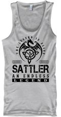 Discover Sattler Legends Alive Sweatshirt, a custom product made just for you by Teespring. With world-class production and customer support, your satisfaction is guaranteed.
