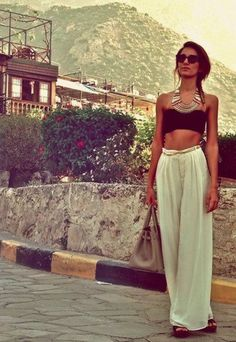 perfect spring break outfit