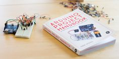 Arduino Project Handbook Review & Giveaway