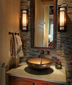 25 Modern Powder Room Design Ideas Half Bathroom Ideas