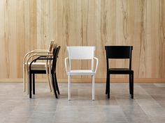 Light & Easy dining chairs by Gärsnäs