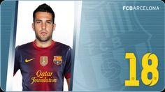 Jordi Alba - Jordi Alba Ramos - Biografía | FC Barcelona