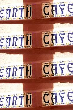 Marrakech Travel Guide // Where to Eat // Earth Cafe