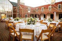 Fairy Tale Garden Wedding, outdoor reception, table decor. For more inspiration, visit www.fetenashville.com | Féte Nashville