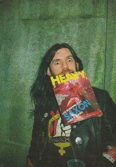 Lemmy. Aesthetically pleasing asf