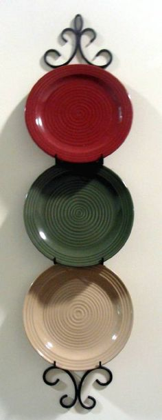 Plate Rack - Normandy Triple & One of our newer plate racks the Chelsea would display a book ...