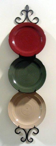 Plate Rack - Normandy Triple