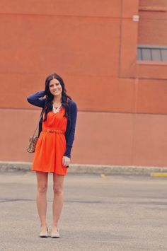 cute way to colorblock!!