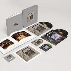 """TavernaPOP!: Mais dois álbuns do """"Led Zeppelin"""" ganham edição e..."""