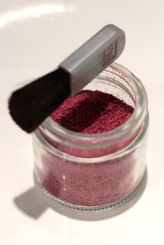 There is also a foundation on this site that looks interesting! DIY: homemade blush