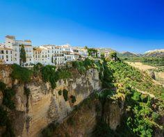 Ronda Spain stunning views-