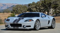 The 2015 Ford Galpin GTR1 is a fantastic luxurious modification of the Ford GT model, Ford Galpin GTR1 2015 upgraded by Galpin Car Sports.