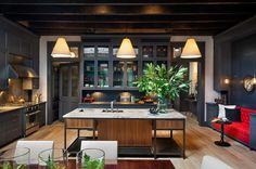 townhouse-traditional-and-modern-interior-5.jpg 800×531 pixels