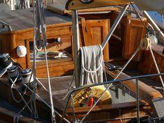 sailboat #woodenboat