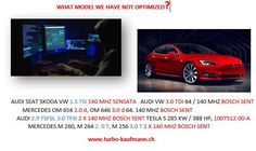 Diesel Tuning, Tesla S, Vw, Audi
