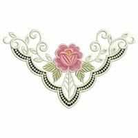 Ace Points, Heirloom Cutwork 4