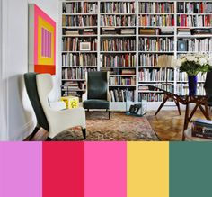Selldorf Architects Color Punctuated Rooms in interior design architecture  Category