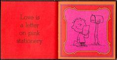 Love Is Walking Hand In Hand: The Peanuts Gang Defines Love, 1965 | Brain Pickings