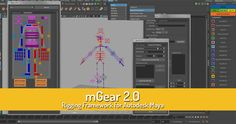 """mGear 2.0. mGear is free and open source. So please feel free to set the price to 0$. Download Instructions. 1.click: """"I want this!"""" button (don't be scared about the credit card info). 2.set the price to 0$ (is at the bottom). 3.set your email. 4.click """"Get"""" button. """"Miquel did an amazing job making mGear a solid Production tool. I am delighted to see it running smoothly in Maya. Softimage User will be delighted to find their favourite Rig Builder in Maya. Maya u..."""