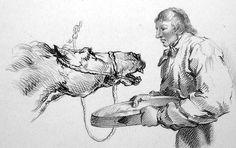 Horse and Ostler (GEORGE MORLAND, ENGLISH 1763-1804)