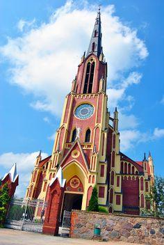 St Trinity Church, Gervyaty, Belarus