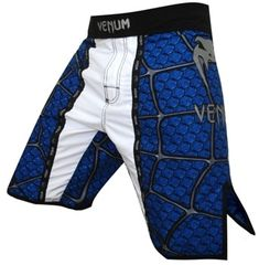 Venum Blue Spider Fight Shorts. Simpler than the others lol.