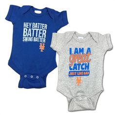f7531d011 29 Best NY Mets Baby images in 2017 | Ny mets, Baby, New York Mets
