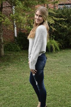 But your wardrobe won't be ready until you have this Warm Fuzzy sweater in it! It is every bit as soft as it looks. Turtle Neck, Warm, This Or That Questions, Sweaters, Collection, Tops, Fashion, Moda, Pullover
