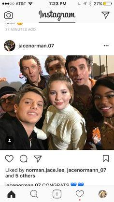 HD cast KCA 2017 Jace Norman 2017, Henry Danger Jace Norman, Norman Love, Jace Norman Snapchat, Henry Danger Nickelodeon, Ella Anderson, Isabela Moner, Cameron Boyce, Cute Celebrities