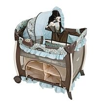Graco Laura Ashley Pack N Play Playard 9958cnr Canterbury