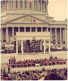 Dwight D. Eisenhower Inauguration - January 20, 1957