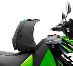 Kawasaki KLR650 KLR Trans Tak Bag Black Expandable 8 Liters K57003-116