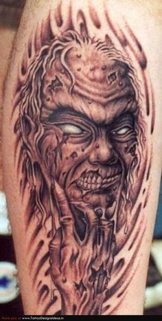 Demon Tattoo Designs | Tattoo Designs for Men and Women