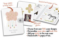 Girls Activity Book (5-6yrs) Activities For Girls, Book Activities, Fairy Land, Book Title, Cosmic, Cover Design, Your Child, This Book, Fox