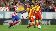 2013-08-21 Atlètic de Madrid - FCB (1-1)