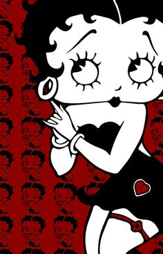 155 Best BETTY BOOP WALLPAPER images in 2019 | ベティ・ブープ, 壁紙 ...