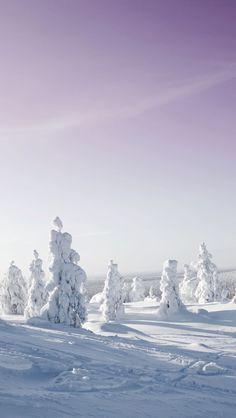 Sweden Lapland iPhone 5 wallpapers