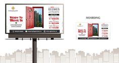Creative Thinks Media- Hoarding design for SG Home