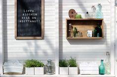 Kasvihuoneen koristeita