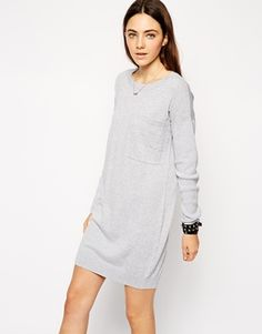 { asos knit dress }