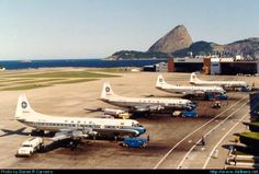 """""""One of my favourite aircraft is the 💕✈️Here 4 from at Rio de Janeiro-Santos Dumont. Airplane Photography, Minimalist Artwork, Air Photo, Aircraft Pictures, Vintage Travel Posters, Vintage Airline, Fighter Jets, Aviation, Instagram"""