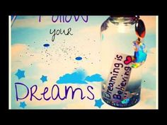 DIY: Dream Bottle Charm