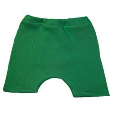 Adorable Cotton Knit Unisex Baby Shorts - Lots of Colors and Sizes!