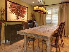 Tavoli in legno grezzo: i prezzi dei modelli di design più belli