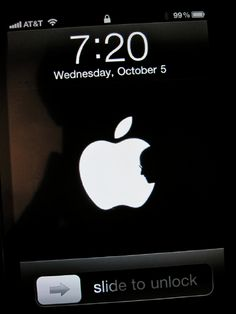 RIP. Steve Jobs :( To a man who did more in his lifetime than most of us would ever dream of doing.