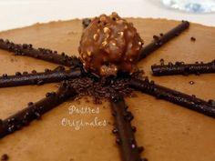 Tarta Ferrero Rocher - Tarta Sin Horno muy Fácil