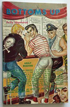 Cartoons gay vintage magazines porn